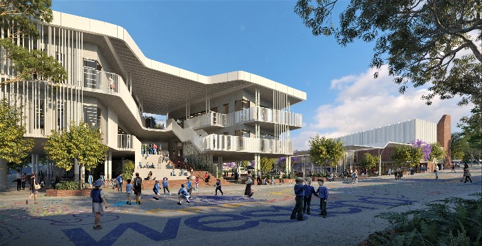 West End State School expansion