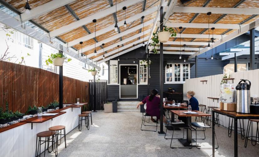 Stylish New South Brisbane Cafe Serves Asian-Fusion Brunch