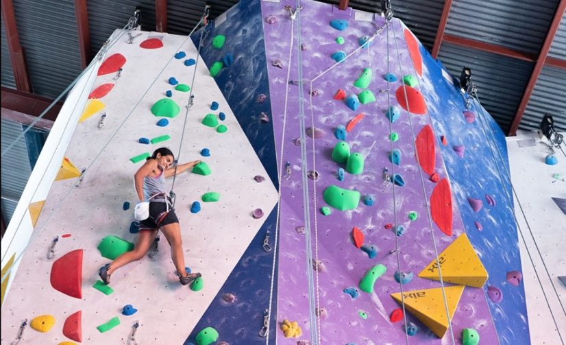 Exciting Boulder Wall Expansion to be Marked With Last Climb